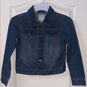 Girls Denim Jean jacket